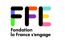 Logo Fondation la France s'engage - PNG
